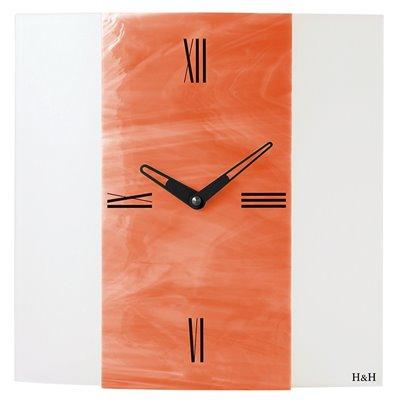 ELTON skleněné nástěnné hodiny - 161033