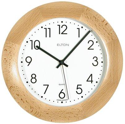 ELTON dřevěné nástěnné hodiny - 164268
