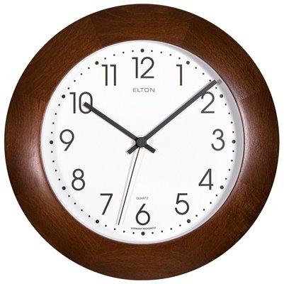 ELTON dřevěné nástěnné hodiny - 164269