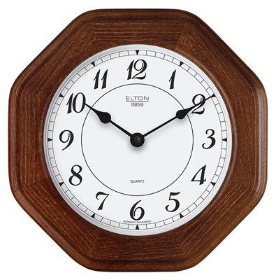 ELTON dřevěné nástěnné hodiny - 164270