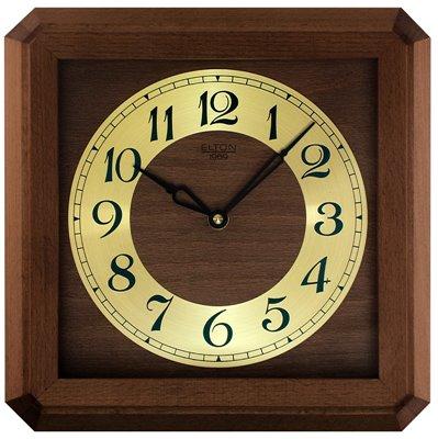 ELTON dřevěné nástěnné hodiny - 164289